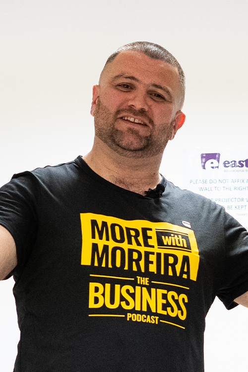 Speaker at Flat Living the roadshow: Desmond Moreira