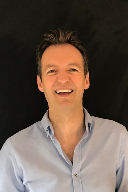Speaker at Flat Living the roadshow: James Biley, Freelance Marketing Consultant